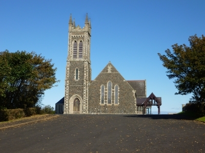 Ballywillan Church Front