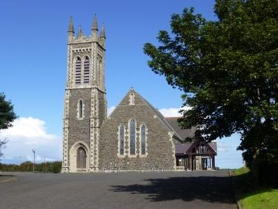 Ballywillan Church Front