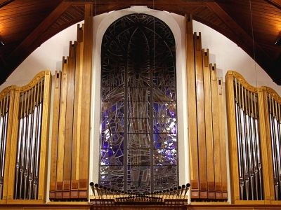 Ballywillan Organ