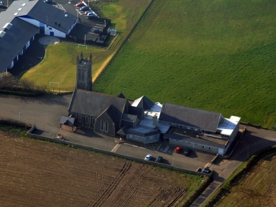 Aerial Photo March 2009