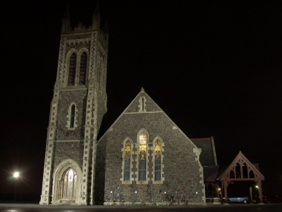 Ballywillan at night 2